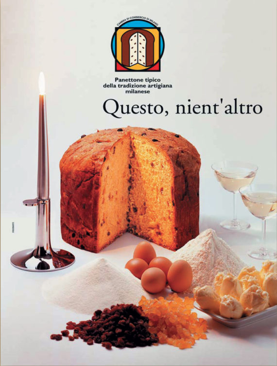 Panettone Tipico Milano Photo
